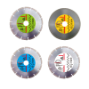 CROWN Алмазные диски универсальные